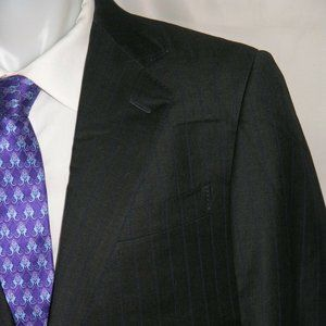 Ermenegildo Zegna Trofeo Two Button Suit 40R